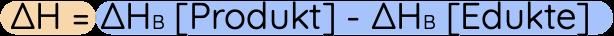 Folge 043 - Enthalpie (H) & Reaktionsenthalpie (∆H) | SW Teil 2 (Abb. 02)